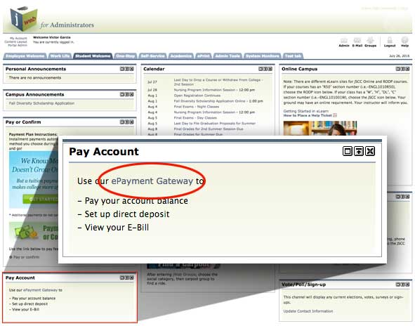 pay account channel