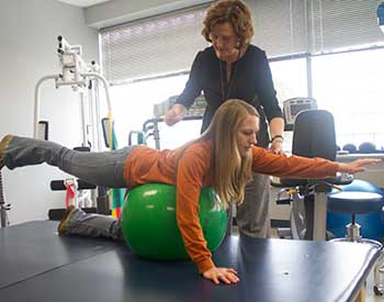 Physical Therapist Assistant subjects covered in college algebra